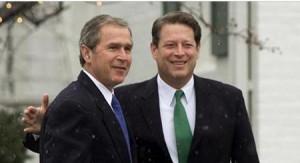 Bush & Gore